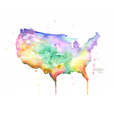 USA Map - Watercolor Map Decor - Print of watercolor painting Paint Usa Map on usa map decor, usa map plane, usa map franklin, usa map with features, usa map vinyl, usa map chalkboard, usa map texture, usa map area rugs, usa map graffiti, usa map puzzle pieces, usa map detail, usa map water, usa map decal, usa map mural, usa map sheet, usa map curtains, usa map powerpoint, usa map food, usa map wrapping paper, usa map flag,